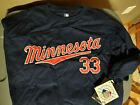 Minnesota Twins Justin Morneau Name and Number Jersey Tee NEW with Tags Men's on Ebay