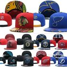 NEW HOCKEY HATS CAPS 9 FIFTY SNAPBACKS