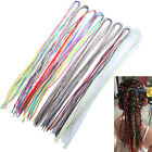 Hair Spiral Braiders Colorful Beads Hair Rolling Rope Twister Hair Accessories