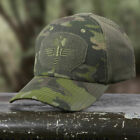 4Colors Camouflage Multicam Military Outdoor Tactical Cap Hiking Baseball