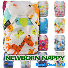 PREMATURE and NEWBORN Washable Reusable Cloth Pocket One Size Nappy