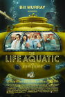 72636 THE LIFE AQUATIC WITH STEVE ZISSOU Movie Decor Wall Print POSTER