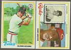 BUY 1, GET 1 FREE - 1978 TOPPS BASEBALL - YOU PICK #401 - #600 - SHARP NMMT $1.0 USD on eBay