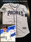 NEW 2019 Manny Machado San Diego Padres Men's Home 50th Anniversary Patch Jersey on Ebay