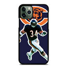 CHICAGO BEARS WALTER PAYTON iPhone 6 6S 7 8 Plus X XS Max XR 11 Pro Max Case $14.9 USD on eBay