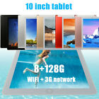 "10.1"" HD WIFI/4G-LTE IPS Tablet Android 8.0 bluetooth 8 128G Dual SIM Camera"