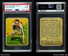 1935 National Chicle #25 Dale Burnett  PSA 2 - GOODFootball Cards - 215
