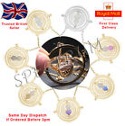 "Harry Potter ""time Turner"" Pendant Necklace Jewellery 11 Colours"
