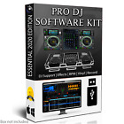PRO DJ SOFTWARE KIT | 64GB USB| Mixing Software | Recording | Live Functions