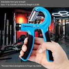 Metal Heavy Strength Exercise Gripper Hand Grippers Grip Forearm Wrist Grips lbs image
