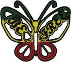 C&D Butterflies Iron-On Patches - Your Choice - Free Ship