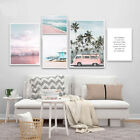 Ocean Landscape Canvas Poster Image Wall Art Picture Prints Home Decor Unframed