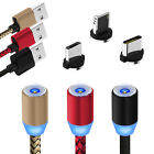 Magnetic 3 in 1 Braided Data Cable Charger For Gionee James Bond 2 $22.06 AUD on eBay