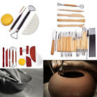 Clay Sculpting Wax Carving Pottery Tools Polymer Ceramic Modeling Tool Set image