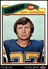 1977 Topps #475 Gary Garrison Chargers San Diego St 6 - EX/MT $0.99 USD on eBay