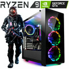 Gamer PC AMD Ryzen™ 7 2700X 8x 4.3 Ghz Geforce® RTX 2070 8GB OC Gaming Asus SSD