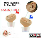 US MiNi Digital Invisible Amplifier Enhancer Invisible Hearing Aid CIC Sound