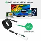 1/5/10M 8 LED 1200P HD WiFi Endoscope Inspection Camera IP68 for iPhone Android