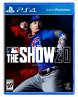 MLB The Show 20 (  PlayStation 4 / ps4 )  Brand New / Region free..