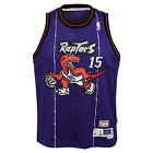 Vince Carter Toronto Raptors Hardwood Throwback Youth NBA Swingman Jersey on eBay