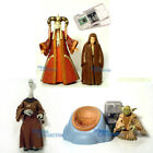 Star Wars Queen Amidala Padawan Anakin Skywalker Jedi Council Yarael Poof Yoda $36.99 USD on eBay