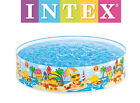 PADDLING POOL SWIMMING GARDEN INFLATEABLE BABY TODDLER KIDS INTEX QUALITY NEW
