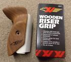 XI Archery Wood Compound Bow Grip Left Handed - Vintage 90's XI PowerFlight
