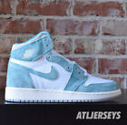 Nike Air Jordan 1 Retro High OG GS Turbo Green Sail White 575441-311 Size