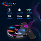 FixedPriceh96 max x3 32g/64g/128g s905x3 quad core android 9.0 tv box dual wifi media i6l2