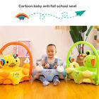 Kyпить Cartoon Baby Sofa Support Seat Cover Learning To Sit Plush Chair w/o Filler на еВаy.соm