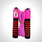 AUTO SKIP COUNTER Skipping Rope Jump Boxing Jumping With Fitness Kids Adult