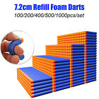 Kyпить Lot 100-1000Pcs Soft Bullet Darts For Kids Toy Gun Blasters Gift на еВаy.соm