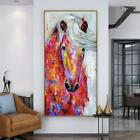 Wall Art Canvas Painting Animal Picture Posters The Horse Portrait Prints Home D