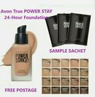 Avon True POWER STAY 24-Hour Foundation SAMPLE SACHET **FREE P&P**