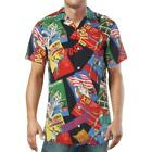Polo Ralph Lauren Mens Printed Button Front Short Sleeve Casual Shirt BHFO 3238 <br/> Guaranteed Authentic  Sugg. Price:  $168.00