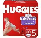 Huggies Little Movers Diapers Super Pack - (Select Size)