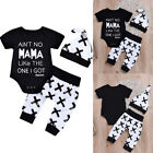FixedPricenewborn infant baby boy girl kids romper jumpsuit bodysuit clothes outfit