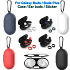 For Samsung Galaxy Buds Plus Case Cover Ear Gels Tips  Inside Dust-proof Guard