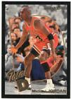 NBA Card 1992-93 FLEER Total D Michael Jordan Basketball TradingCard From Japan