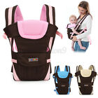 Kyпить Newborn Infant Baby Carrier Ergonomic Adjustable Wrap Sling Backpack Cotton USA на еВаy.соm