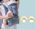 Kyпить SUNVENO Ergonomic Baby Carrier Infant Baby Hip seat Waist Carrier Front Facing  на еВаy.соm
