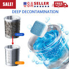 Kyпить 10/20 Pcs Solid Washing Machine Cleaner Effervescent Tablet Washer Deep Cleaning на еВаy.соm