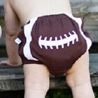 SUPER SALE Sports Diaper Covers - Baseball and Football See Sizes NWT
