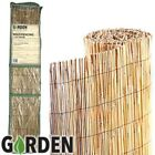 1.5 x 4M Garden Reed Fencing Ideal For Screening Walls And Fences