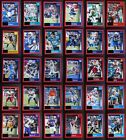 2020 Panini Score Red Parallel Football Cards Complete Your Set U Pick 1-299 $1.99 USD on eBay