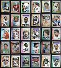 1978 Topps Football Cards Complete Your Set You U Pick From List 1-200 $1.49 USD on eBay