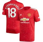 Men's Football Top @ Manchester United Home Shirt 2020/21English Clubs - 106485