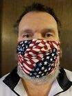 Handmade Adult Face Masks-Military, Patriotic - Washable, Reusable, Breathable