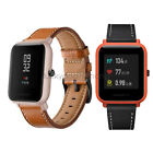 For Huami Amazfit Bip Youth Classic Genuine Leather Watch Band Wristwatch Strap