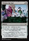 4x Noter Le Fine - Witness The End MTG Magic Ogw eng / ita